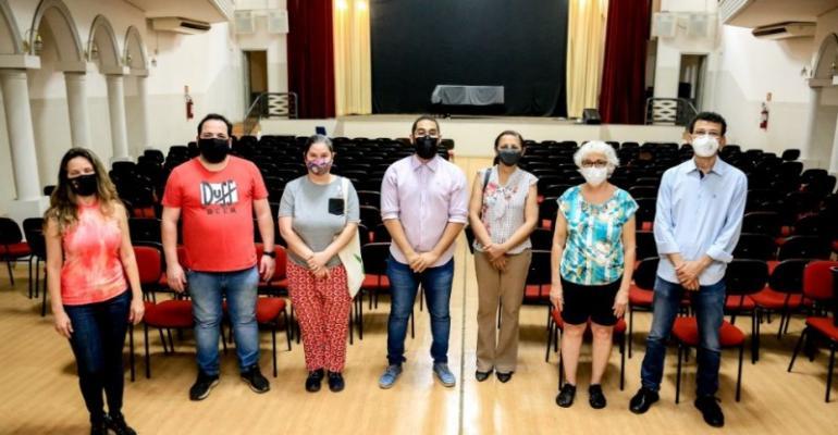 Prefeitura de Maringá oferece apoio na retomada da Fundação Luzamor