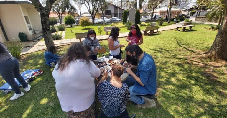 PONTA GROSSA - Ambulatório de Saúde Mental promove atividade aberta ao público
