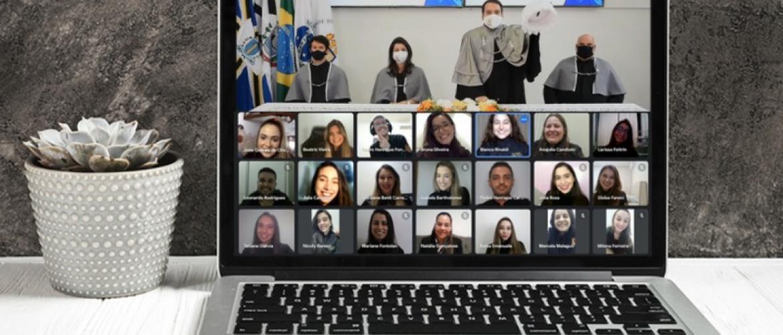 UENP realiza colação de grau do curso de Odontologia