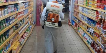 Rede Molini's mantém sanitização desde começo da pandemia