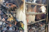 Incêndio destroi casa de moradora do Parque das Flores, em Fartura
