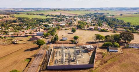 Copel conclui nova subestação no Norte Pioneiro, parte de um investimento de R$ 67 milhões