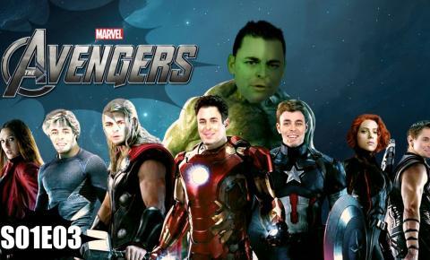 Super-Heróis da Bíblia | Os Vingadores