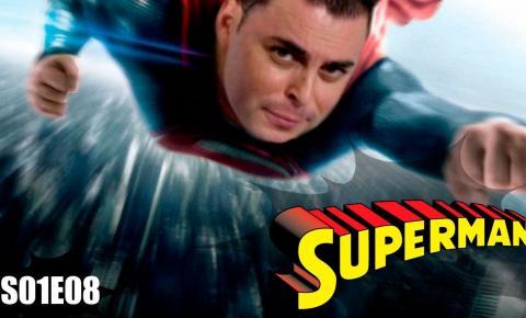 Jesus ou Superman | Homem de Aço