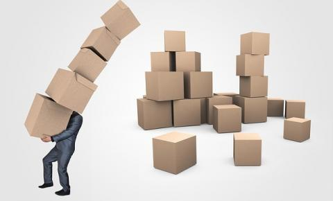 Como funciona a logística em uma empresa de transporte?
