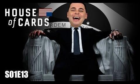 Todos Corruptos? | House of Cards