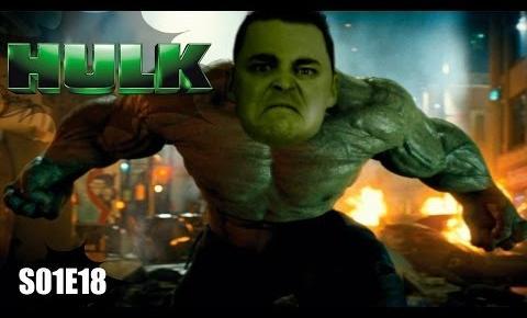 Nosso monstro interior | Hulk