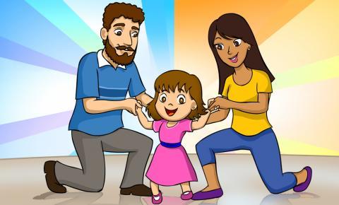 Importantíssimo valorizar os pais!