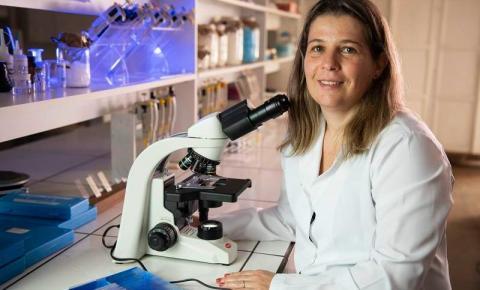 Pesquisa de professora da UENP potencializa controle biológico da Ferrugem Asiática da Soja