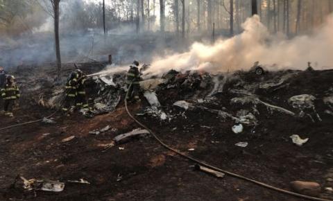 Membros de família tradicional de Bandeirantes morreram na queda do avião em Piracicaba