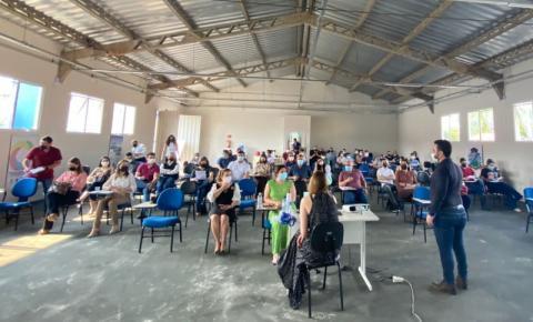 Gestores municipais participam de oficina da 19ª RS sobre aplicação de recursos da saúde