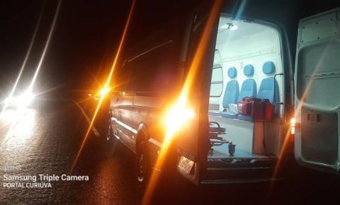 Caminhonete capota e jovem de 18 anos morre na PR-090 em Curiúva
