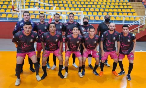Ribeirão Claro vence 1ª partida nos Jogos Abertos do Paraná