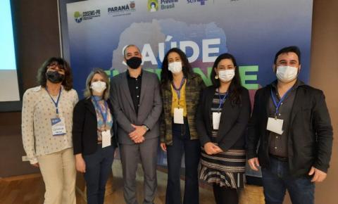Diretor da 19ª Regional de Saúde participa da oficina Previne Brasil