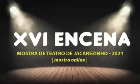 XVI Mostra de Teatro EnCena terá início neste domingo, 19