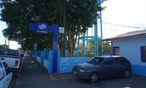 Sanepar prorroga rodízio no abastecimento de água em Ibaiti até o dia 7 de outubro