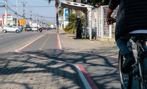 Pinhais: No Dia Mundial sem Carro, Secretaria de Segurança e Trânsito destaca o uso de transportes alternativos