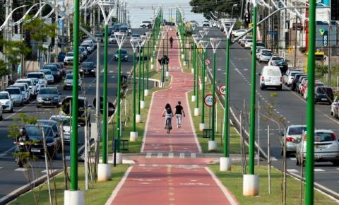 Prefeitura de Maringá planeja chegar a 50km de ciclovias em 2022