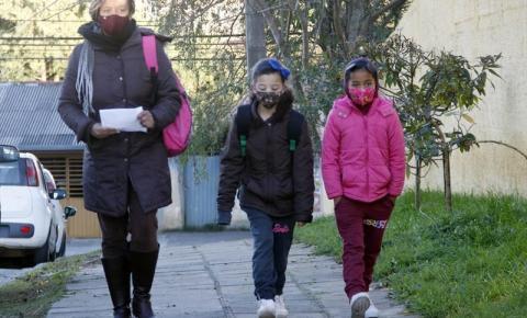 Curitiba: A partir do dia 27, crianças e estudantes podem ir todos os dias para a escola