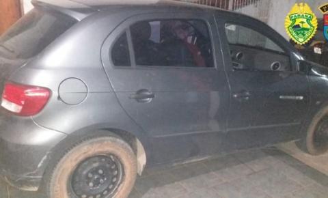 Madrugada de perseguição e tiros termina com suspeito preso em Carlópolis
