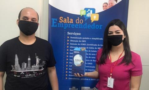 Qualidade no atendimento dá prêmios a Salas do Empreendedor da região