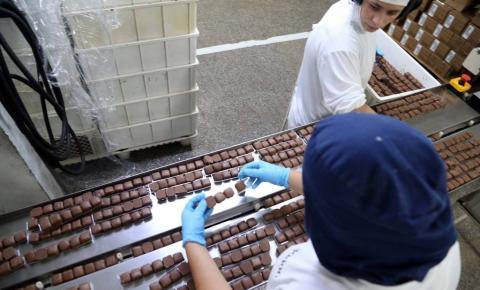 Indústria paranaense teve crescimento de 24,1% em maio