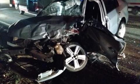 Morre técnica em enfermagem vítima de grave acidente na BR-153