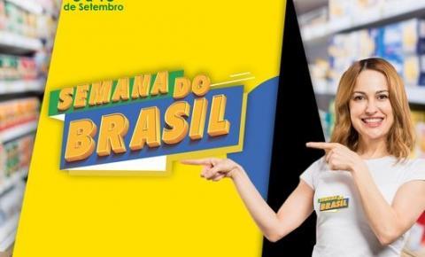 Semana Brasil começa nesta quinta com promoções e ofertas para os consumidores