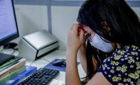 Empresa registra aumento de atestados por depressão e ansiedade durante pandemia