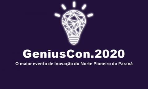 GeniusCon 2020 foca nas tendências para educação e inovações de mercado