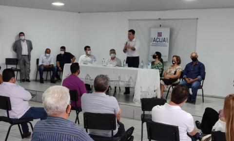 """""""O Paraná será a locomotiva do Brasil na retomada"""", afirmou Guto Silva sobre a economia pós-pandemia"""
