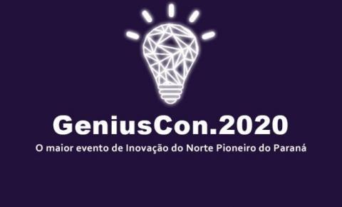 GeniusCon digital termina com sucesso de público e com premiações