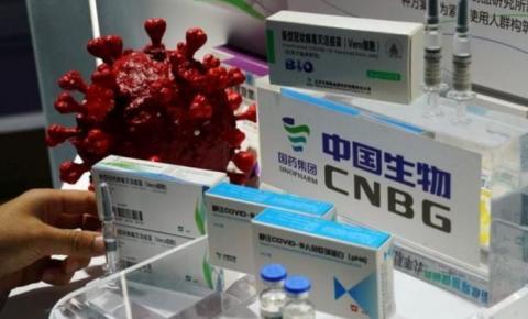 Vacina chinesa é segura e imuniza, diz revista científica