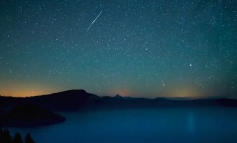 Estrelas cadentes do cometa Halley serão vistas hoje