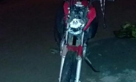 Ciclista morre em colisão com moto na PR-436