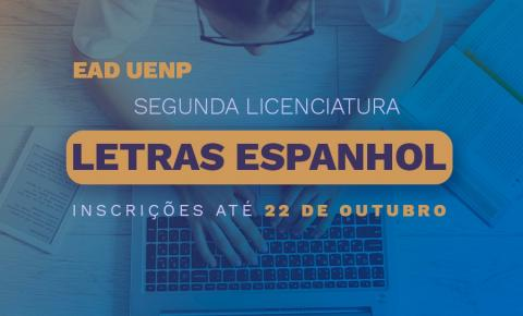 Último dia de inscrições para o processo seletivo do curso Letras Espanhol