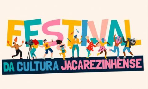 Festival da Cultura Jacarezinhense acontece de 22 a 25 de outubro