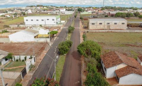 Reurbanização de avenidas facilita a vida em São Sebastião da Amoreira