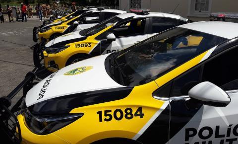 Polícia Rodoviária recebe novas viaturas no aniversário de 56 anos