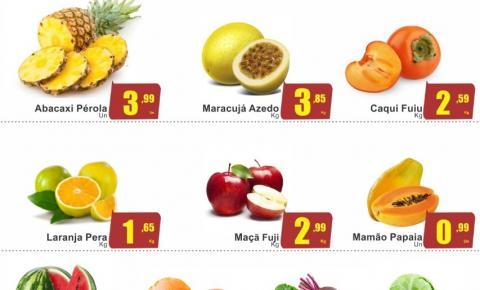 Terça e quarta verde é no Molini's Supermercados