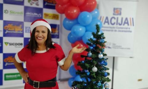 ACIJA lança campanha Natal sem igual