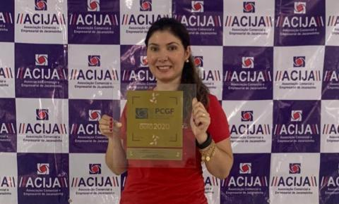 ACIJA recebe certificação ouro da FACIAP