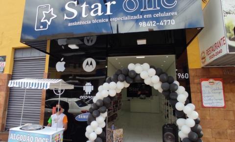 Star One inaugura loja especializada em celulares em Jacarezinho