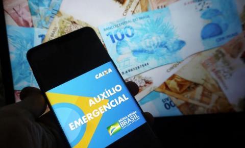 Caixa credita 1ª parcela do auxílio emergencial para mais de 405 mil pessoas neste sábado (16)