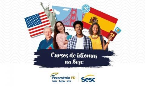 Sesc Jacarezinho oferece bolsa de estudo de inglês