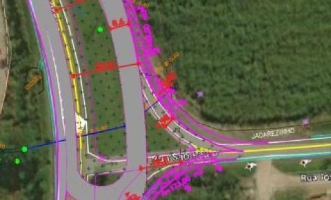 Estado apresenta projeto de novo trevo de acesso à PR-431 na vila São Pedro em Jacarezinho