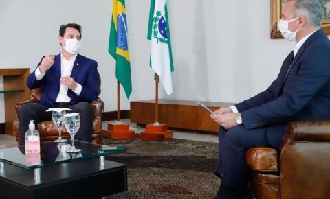 Paraná inicia estratégia de testagem em massa para combater a Covid-19