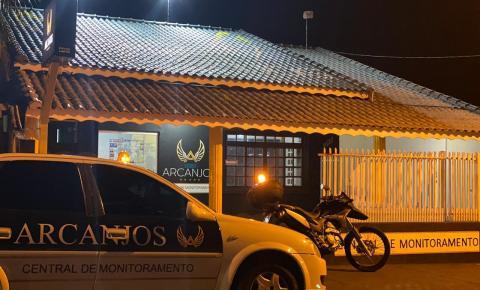 Arcanjos se destaca na área de monitoramento em Jacarezinho