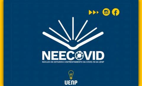 NEECOVID divulga informações sobre a pandemia nas redes sociais