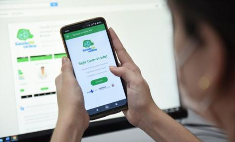 Aplicativo Saúde Online Paraná oferece teleconsulta a pacientes com Covid-19